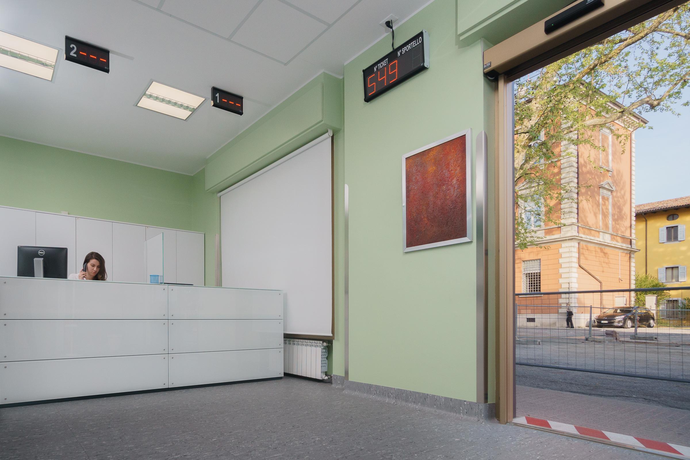 Ufficio Del Lavoro Gorizia : Sede di gorizia casa di cura salus